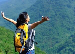 asiatique voyage solo